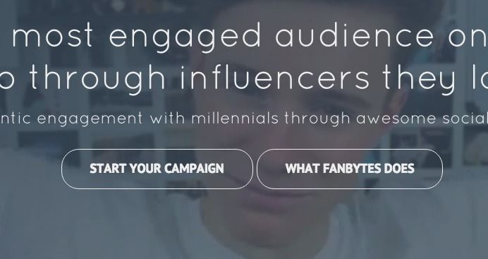 Homepage - Fanbytes