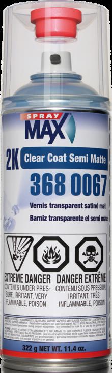 2k Clear Matte 2k Clear Satin Matte Satin Clear