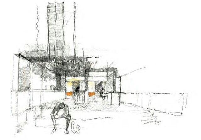 Pin By Jack Burton On Aerospace Architectural Sketch