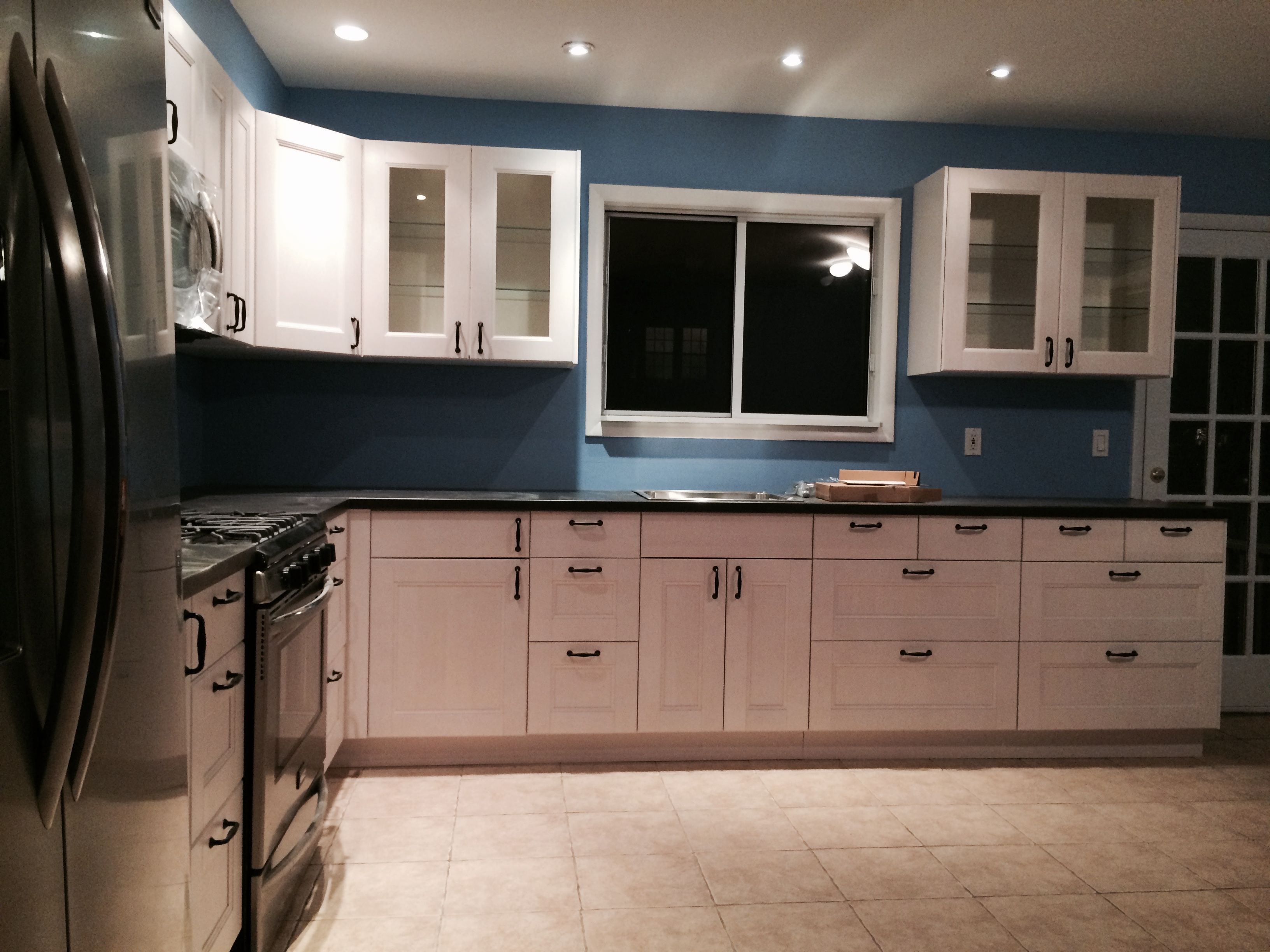 Staten Island, NJ - IKEA Kitchen Cabinet Install | Our project ...