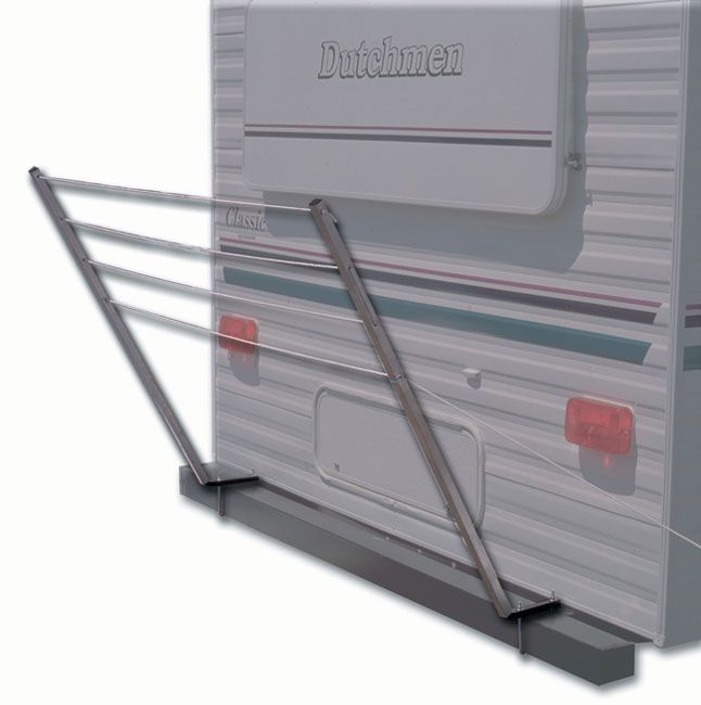 Rv Portable Clothesline Means Not Leaving Cleanliness Back