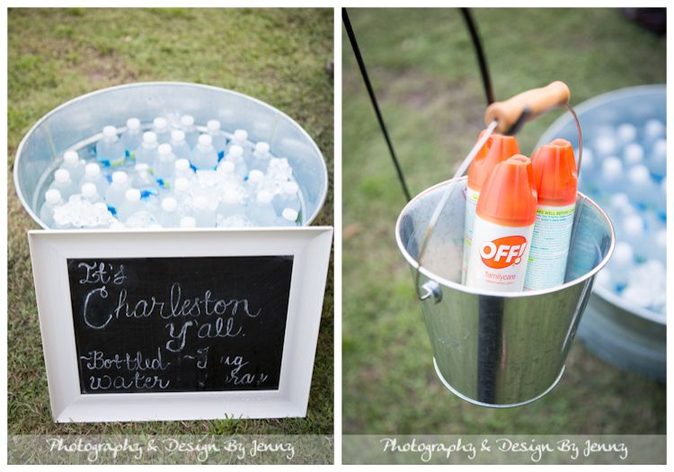 Remember to have tons of water never enough water for me at wedding junglespirit Gallery