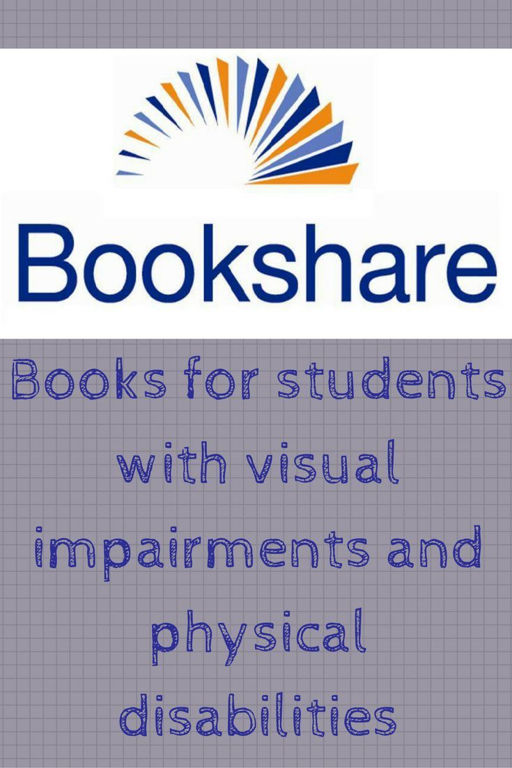 Books for students with visual impairments and physical ...