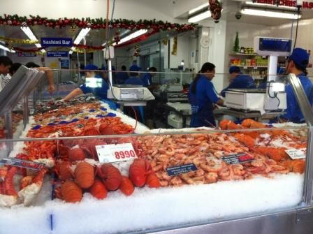 The Sydney Fish Market Is The Largest Market Of Its Kind In The