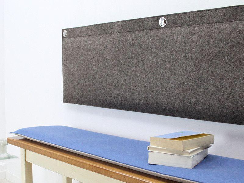sitzkissen bodenkissen ma gefertigtes wandkissen aus filz ein designerst ck von eigengut. Black Bedroom Furniture Sets. Home Design Ideas