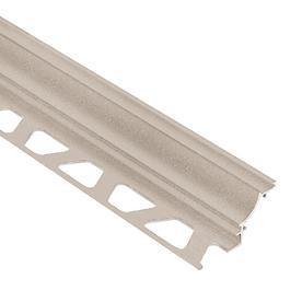 Schluter Systems Dilex Ahk 0 563 In W X 98 5 In L Aluminum Tile