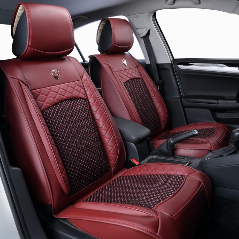 Car Seat Covers Set Automotive Seat Covers For Fiat 500 Punto Bravo