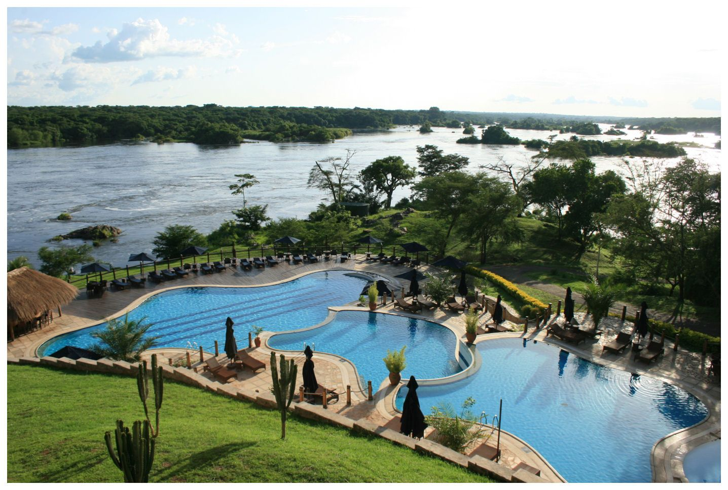 Chobe safari lodge offers affordable accommodation in - Victoria park swimming pool price ...