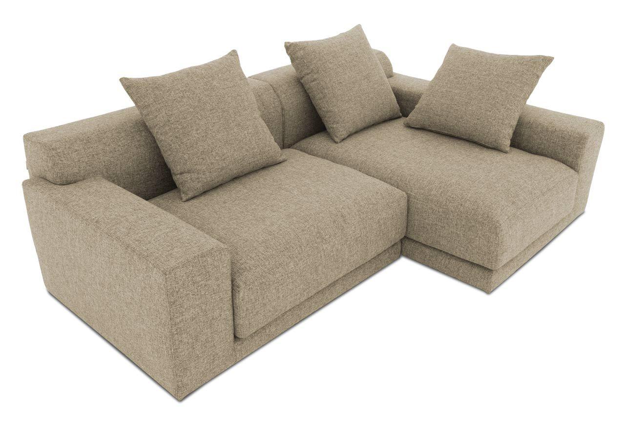 Sofas | Cloud No. 1 Sofa L - Stoff - beige | avandeo Möbel ...