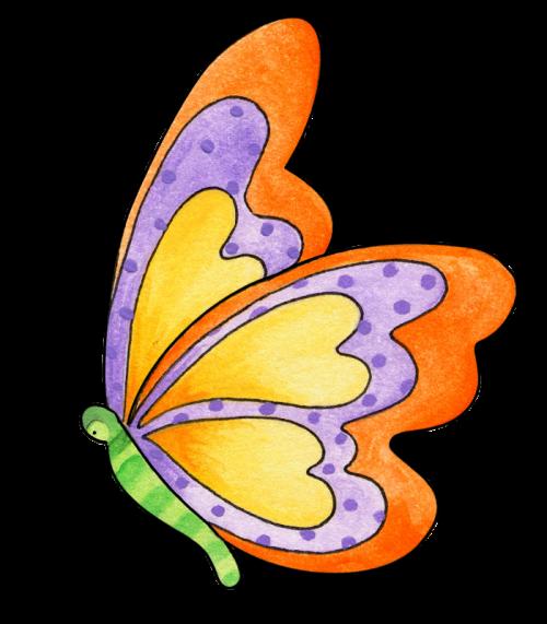 Mariposas lib lulas im genes tama o grande material - Imagenes de manualidades ...