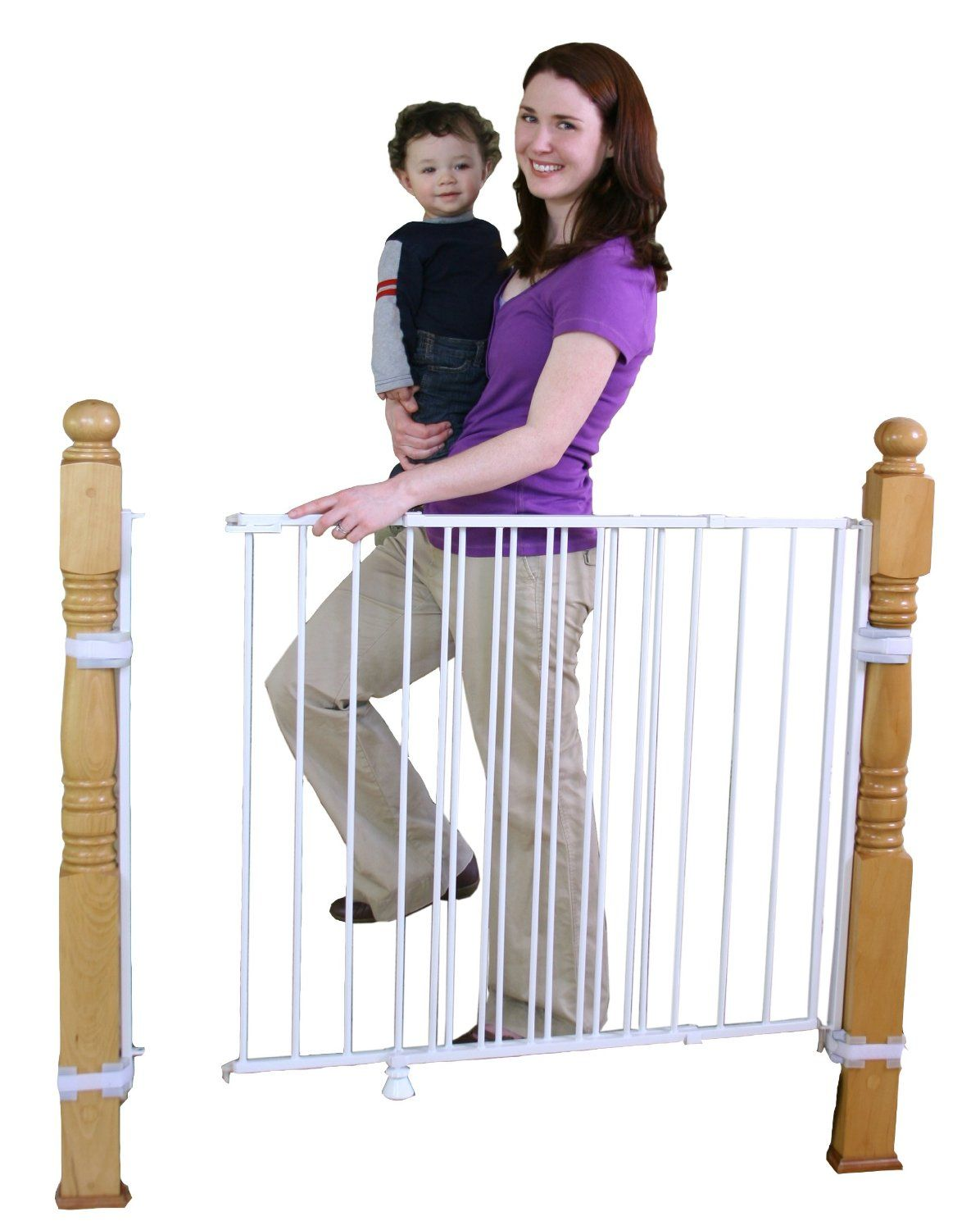 Best Baby Gates Top Of Stairs Guide And Reviews Baby