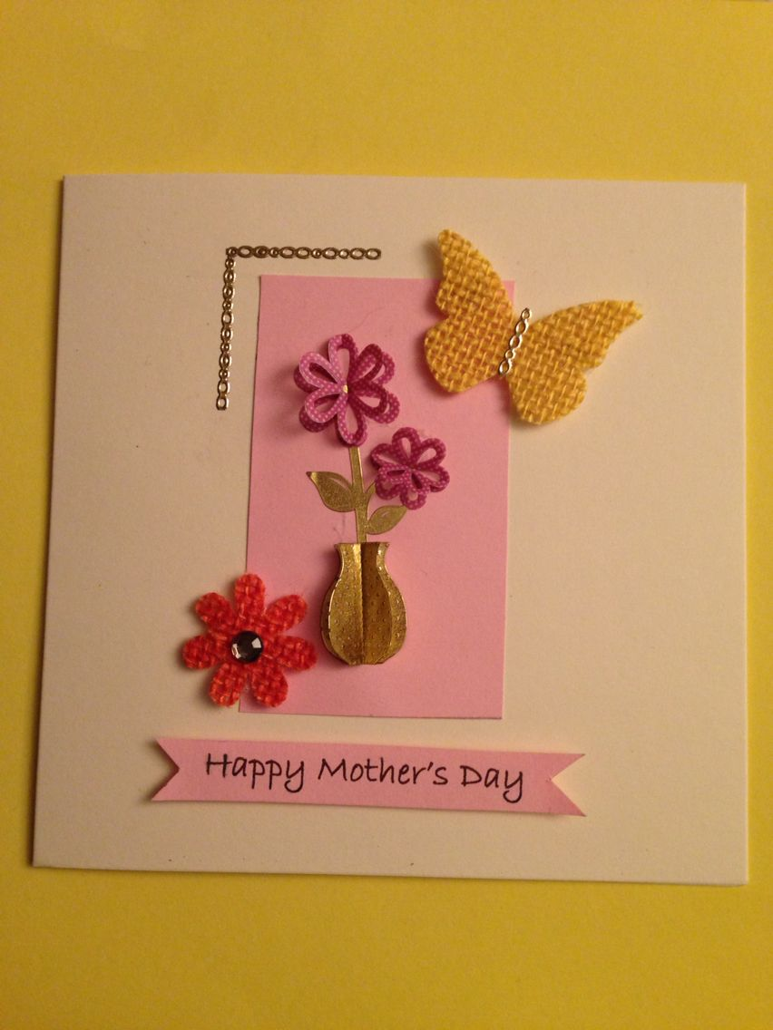 handmade mother's day card | card making | cards, card making, handmade