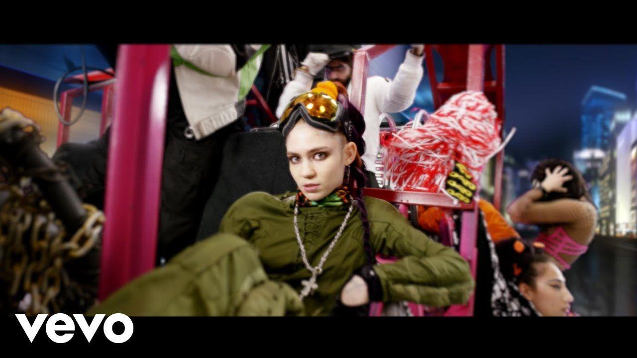 Grimes Kill V Maim Youtube