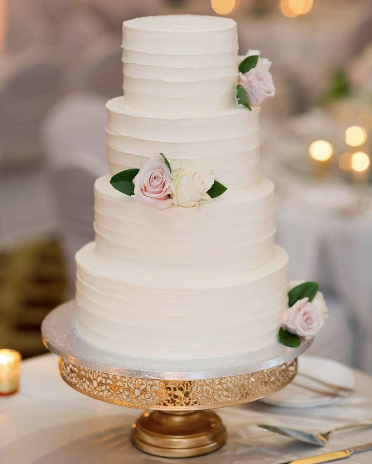 Wedding Cake By Market Street Wedding Catering Cost Wedding Cake Photos Wedding Cake Toppers