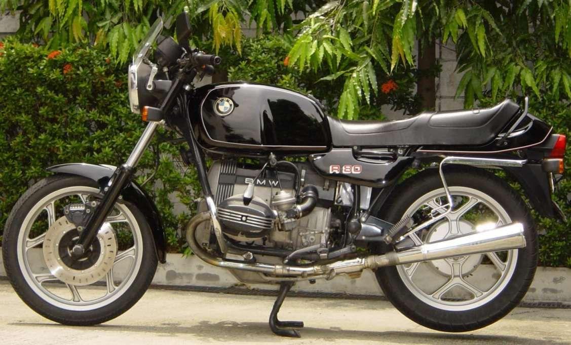 Resultado de imagen de BMW R80