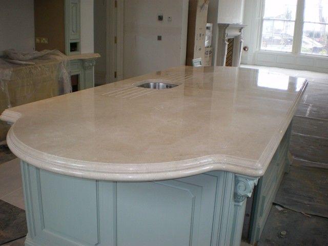Kitchen Countertop Silestone Tigris Sand