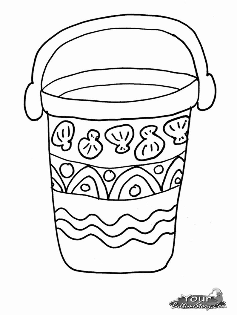 Bucket Filler Coloring Page Best Of Bucket Coloring Pages Coloring Pages Superhero Coloring Pages Rose Coloring Pages