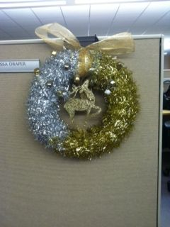 Wreath by Claressa D!
