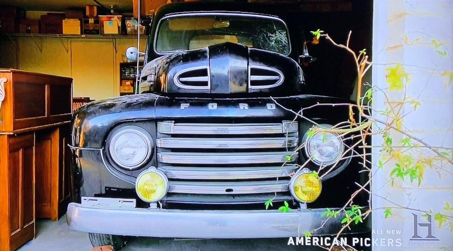 American Pickers Puts Unsung Artist John Mills Amazing Automotive Work Into The Spotlight American Pickers John Mills Vintage Pickup Trucks