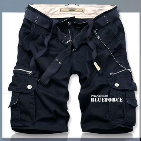 New Style Cargo Shorts