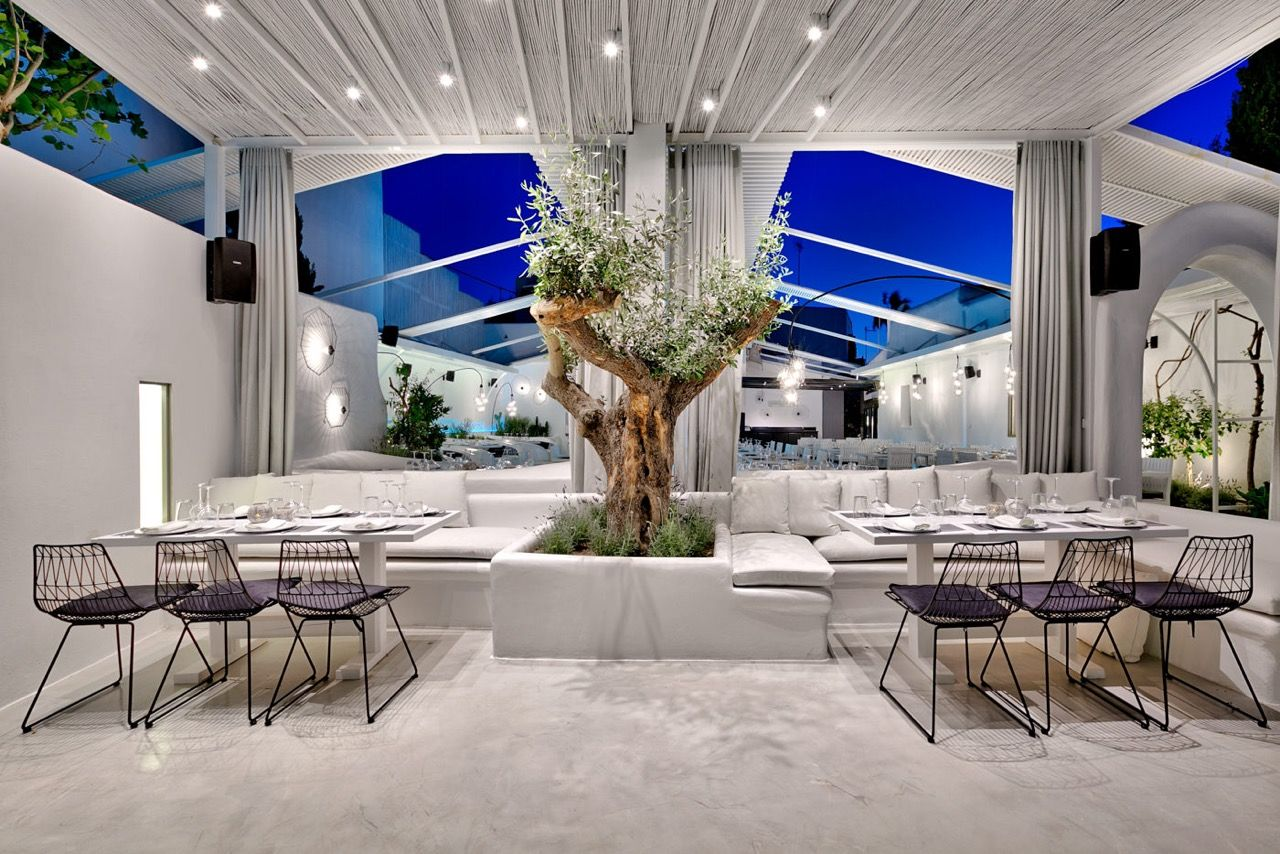 Mykonos tours amp travel bill amp coo hotel in mykonos greece - Koursaros Mykonos Koursaros Fish N Sushi Fusion Restaurant
