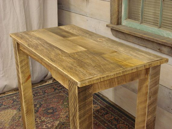 Farmhouse Counter Height Table 36 X 30 By DriftwoodTreasures Black Dining Room