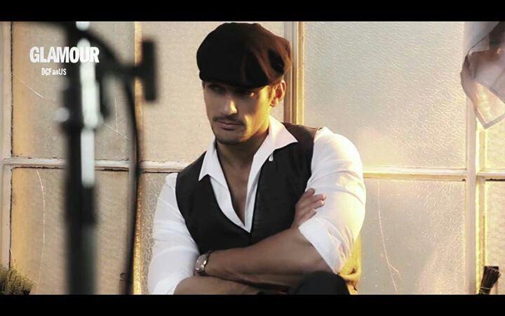 Screenshot from Glamour video courtesy DGFanUS