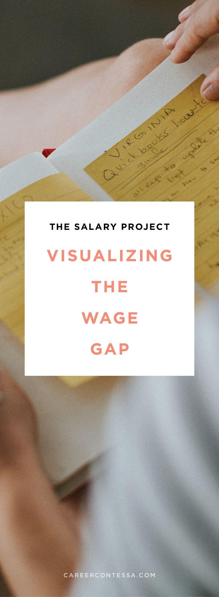 Salary Project Career Contessa Wage Gap Career Contessa Negotiating Salary