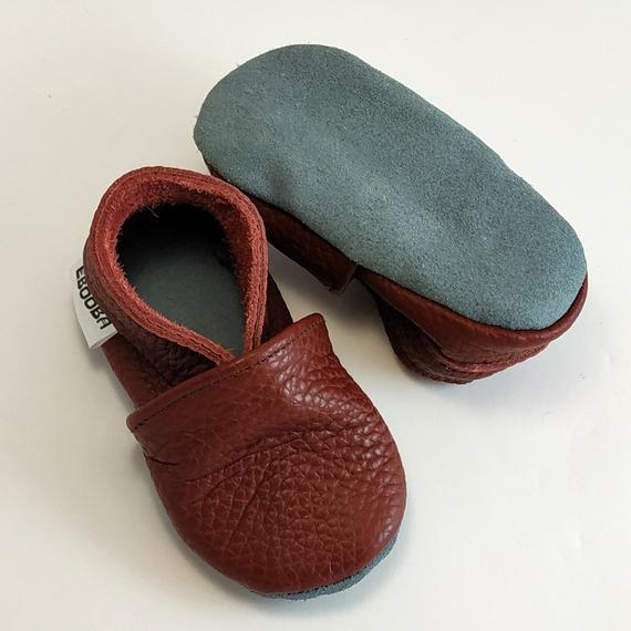 33be7bf1adbb2 Baby Shoes Genuine leather baby shoes, Non-slip soft sole, Ebooba ...