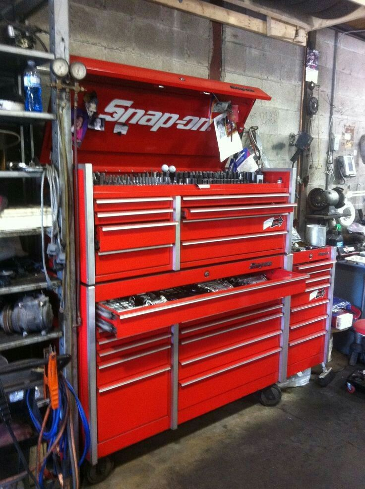 Snap On Super Tool Set Mechanic Tool Box Tool Box