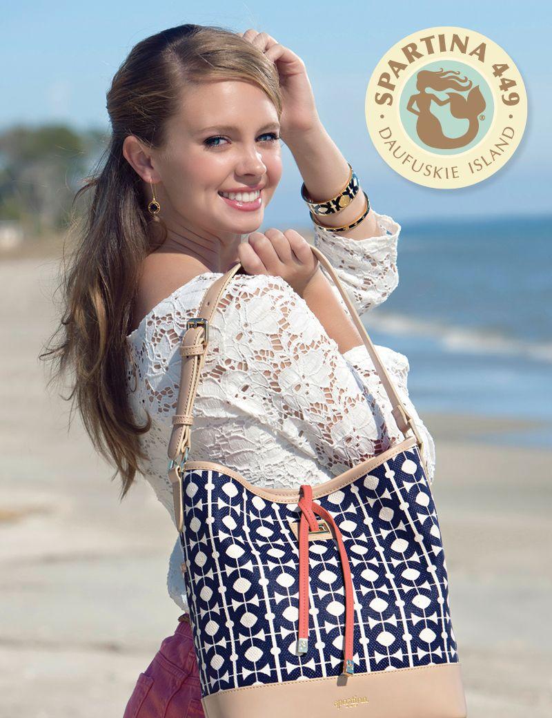 #Spartina449 High Tied Handbag #HiltonHead