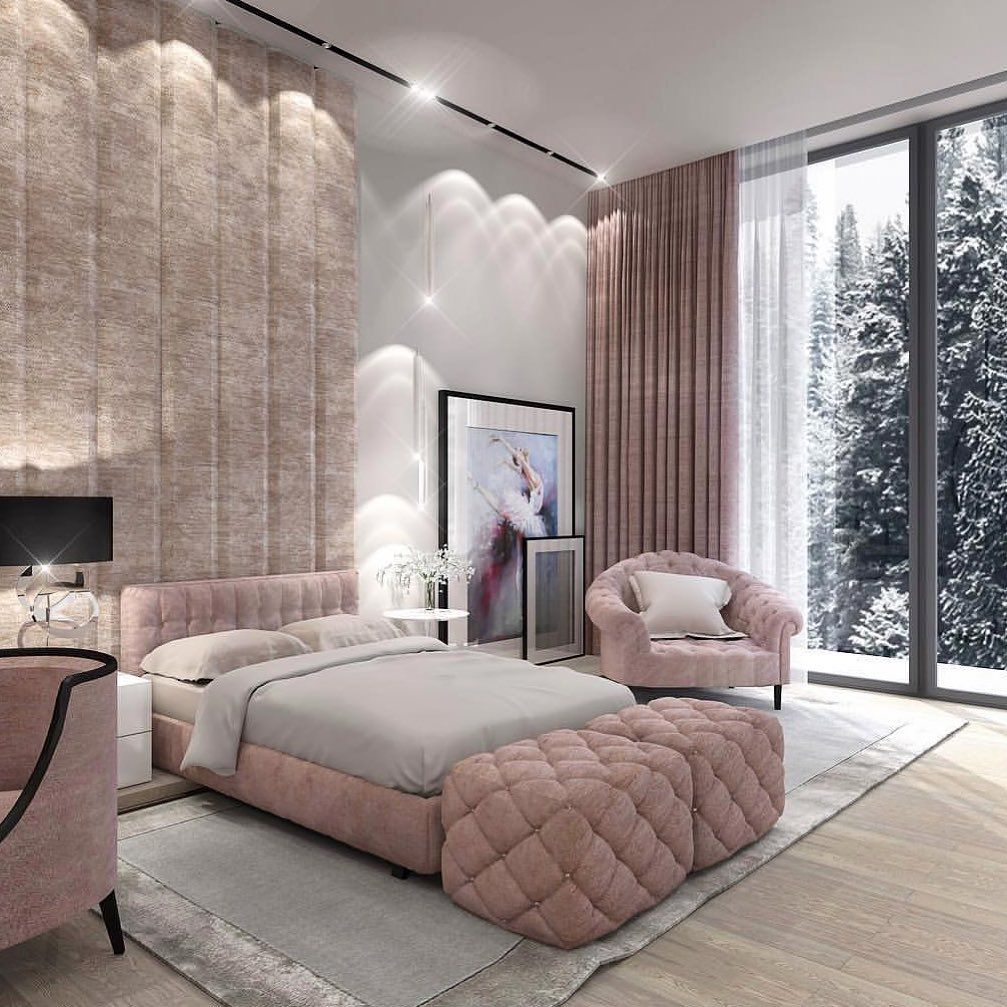 homeluxo beau…   Decor chambre a coucher, Chambres à coucher ...
