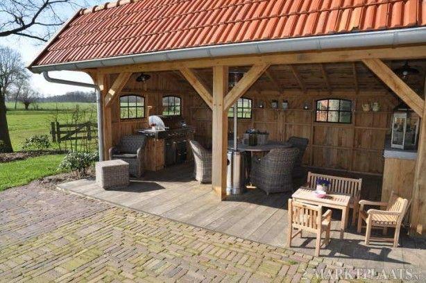 overkapping terras door geetz78 veranda overkappingen pinterest veranda jardins et. Black Bedroom Furniture Sets. Home Design Ideas