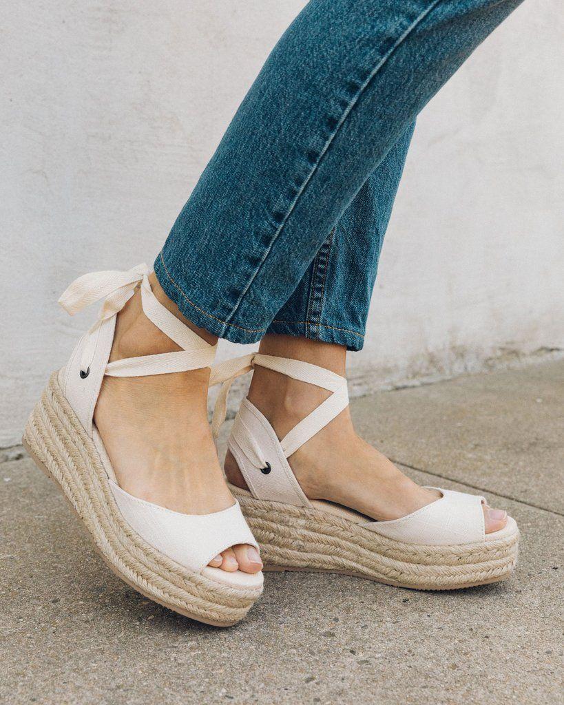 6525654e3ee Open-Toe Platform – Soludos | Shoes | Discount womens shoes, Open ...