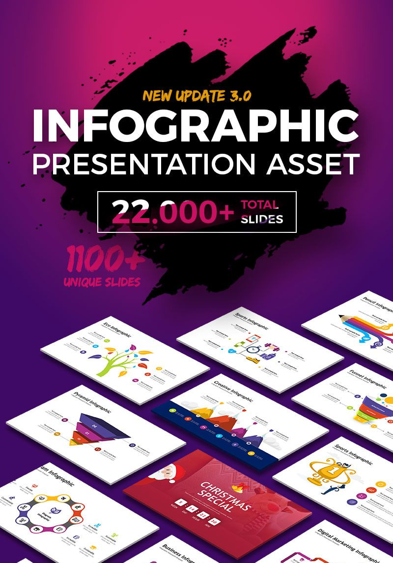 Powerpoint Vorlage Namens Infographic Pack Presentation Asset 67716 Infographic Powerpoint Infographic Powerpoint Templates