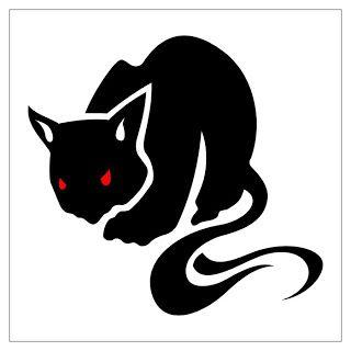 TATTOOS: Cat And Dog Tattoo Stencils