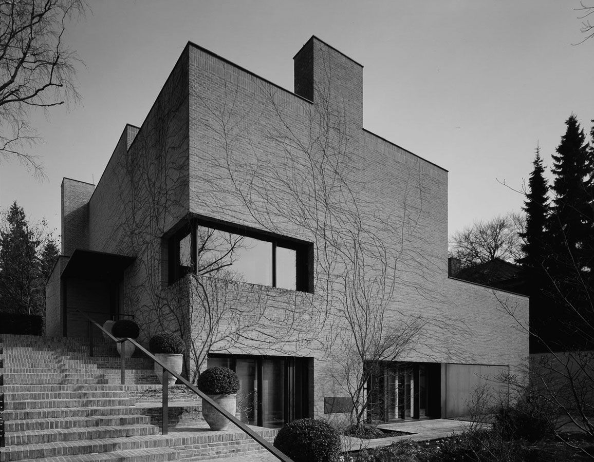 Private house berlin germany david chipperfield for Architecture berlin