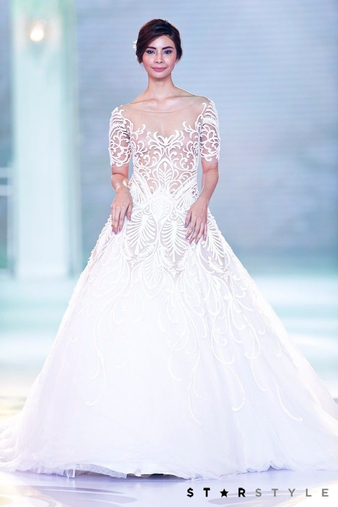 BRB, Swooning Over These Bridal Collections By Manila\'s Top ...