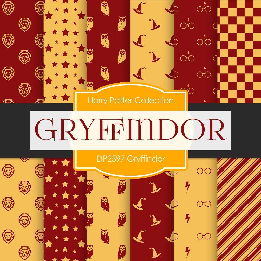 Harry Potter Papel de regalo