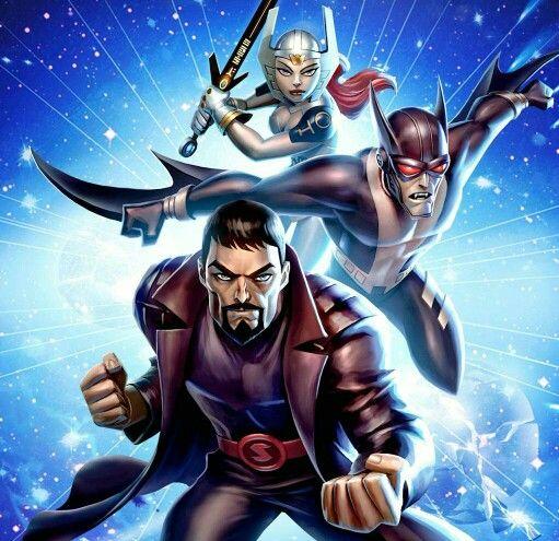 Justice League Gods Monsters Monstros Vingadores E Filmes Hd