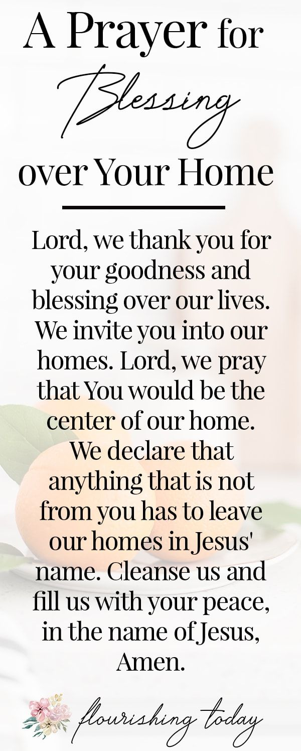 5 Powerful Scriptures to Pray over Your Home and Family