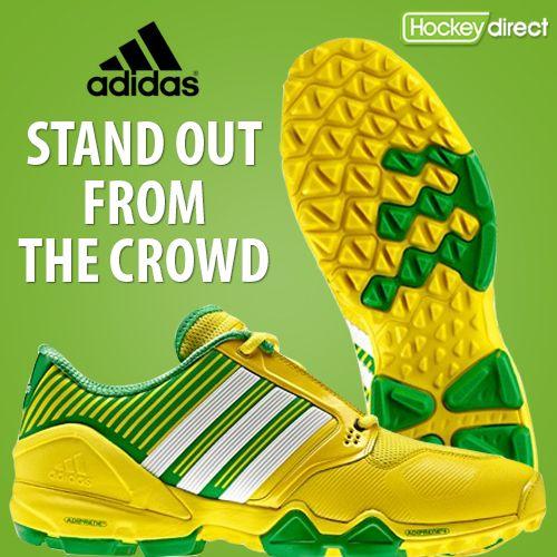 Adidas Adipower #Hockey Shoe