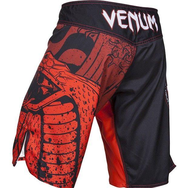 Venum Crimson Viper Fightshorts Black | Venum e-shop, official Venum store, safe and secure online payment