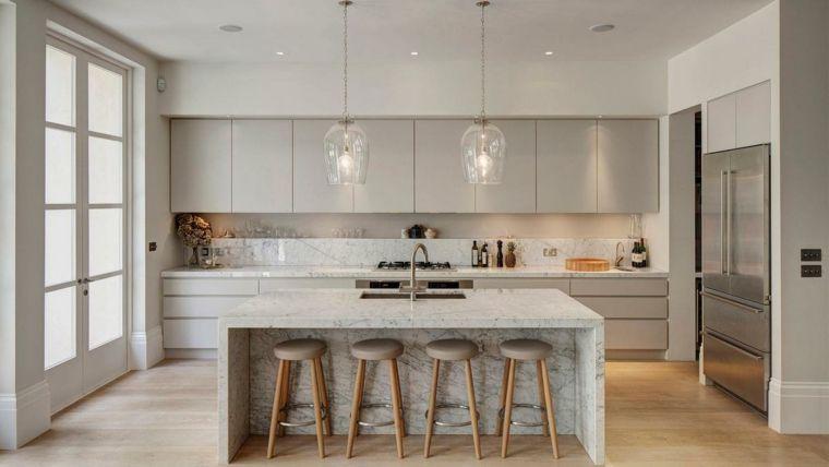 Küchen mit Insel - mehr als 45 elegante und praktische Räume
