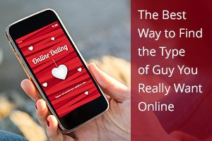 types of guys online dating
