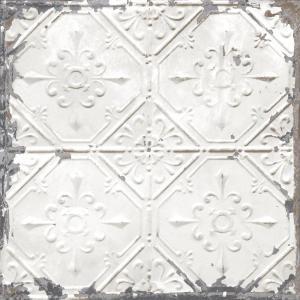 Nuwallpaper Vintage Tin Tile Peel And Stick Wallpaper Sample Nu2086sam The Home Depot In 2020 Vintage Tin Tiles Tin Tiles Kitchen Backsplash Peel And Stick