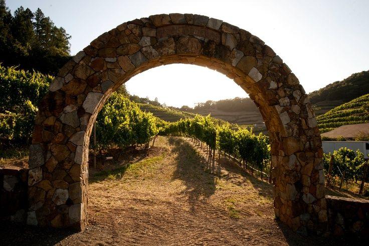 Pine Ridge Vineyards, Napa CA http://www ...