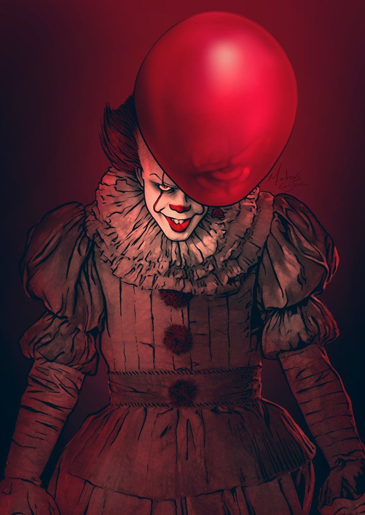 Pennywise Iphone Wallpaper 879325 Pennywise The Clown Pennywise The Dancing Clown Horror Movie Art