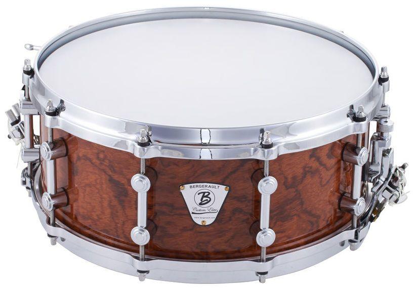 Bergerault BE 1455 Custom Elite Snare Christmas MusicDrummersXmas