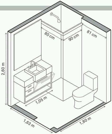 Trendy Bath Room Layout Plans Dimensions 48 Ideas In 2020 Top Bathroom Design Small Bathroom Layout Bathroom Dimensions